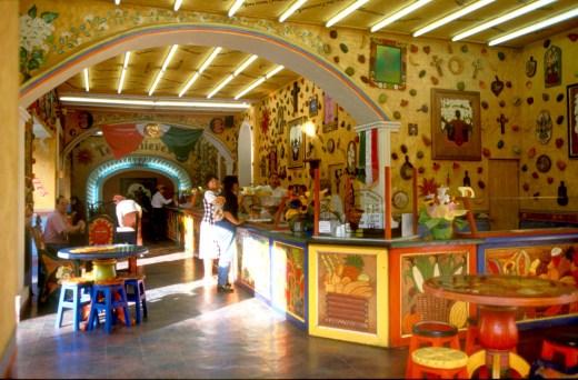 México, Puebla, heladería