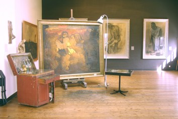 Flandes, Jabbeke, Museo de Permeke