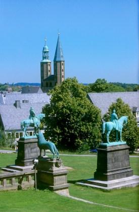 Alemania, Baja Sajonia, Goslar, palacio imperial