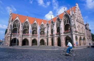 Alemania, Baja Sajonia, Braunschweig, Ayuntamiento