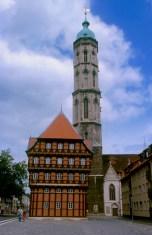 Alemania, Baja Sajonia, Braunschweig, antigua báscula