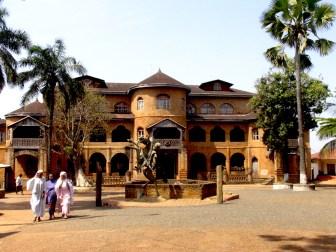 Camerún, Foumban, Chefferie