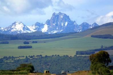 Kenya, Kenya, Región Central, Monte Kenya
