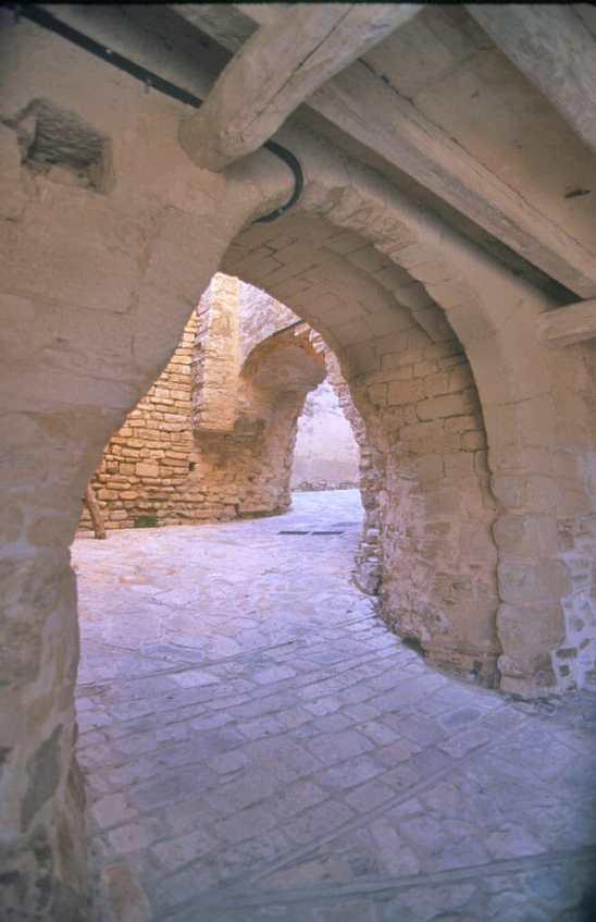 Catalunya, La Segarra Montfalco Murallat