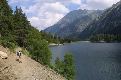 Pallars Sobira, Parque Nacional Aiguestortes