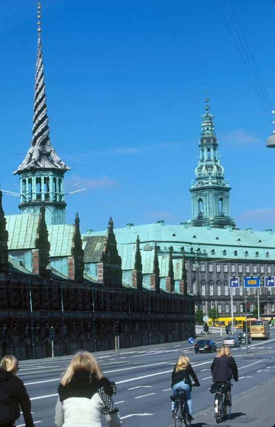 Dinamarca, Copenhague
