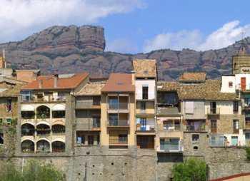 Pallars Jussa, La Pobla de Segur