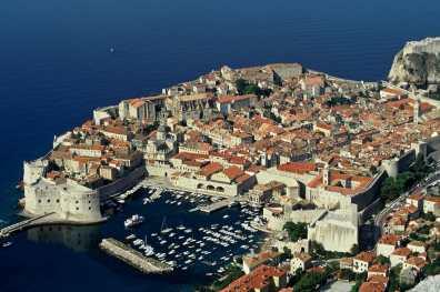 Croacia, Dubrovnik