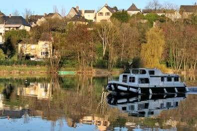 Loira Atlántico,Río Mayenne,