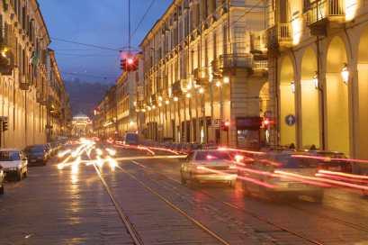 Piamonte, Turin, Nocturno