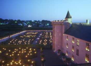 Castillos del Loira, Castillo de Villandry