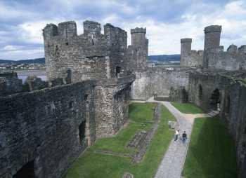 Reino Unido, Gales, Congwy