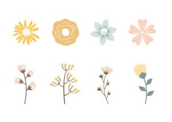 Flower Clipart Online Flower Clipart for Free FotoJet