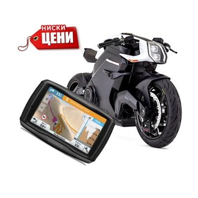 Навигация за мотоциклет