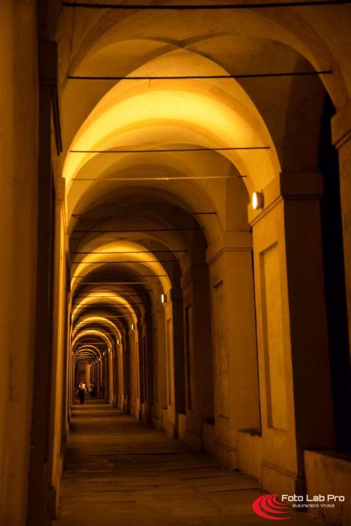Portico di San Luca a Bologna