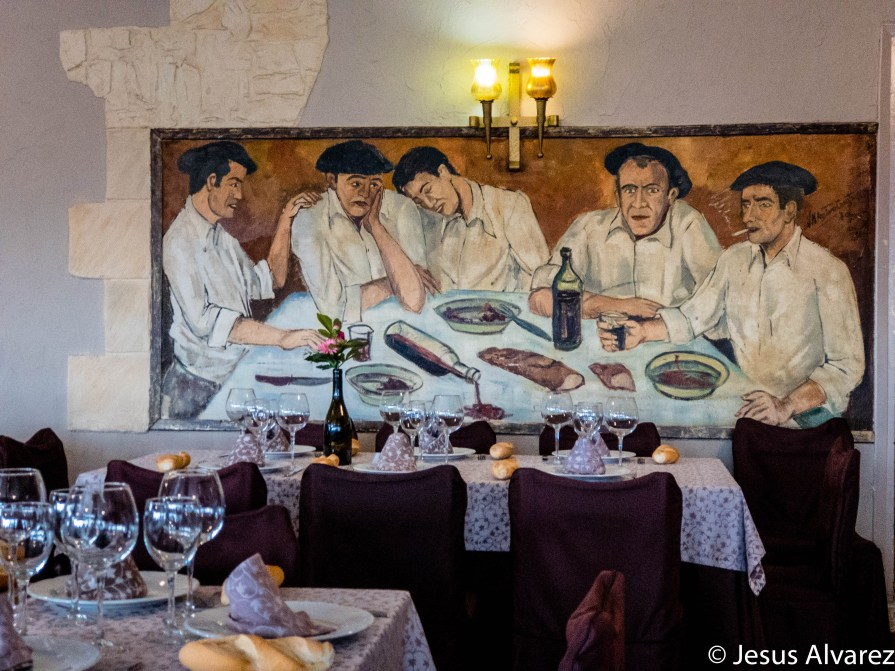 Restaurante Jose Mari de Rivas de Tereso