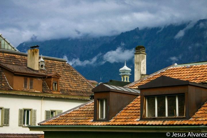 Tejados de Interlaken