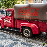 The coke reached Praga