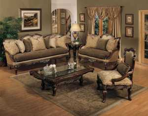 elegant living furniture sofa indian sets traditional rich fotolip designs wooden sofas chairs lounge couches colors
