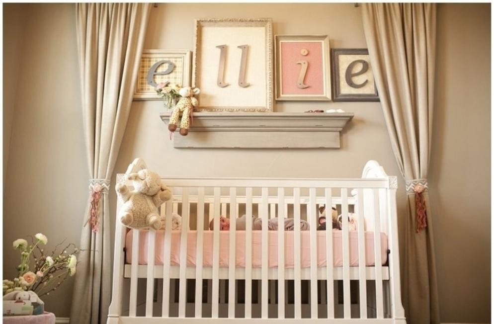 Baby Girl Room Decor Ideas  Fotolipcom Rich Image And