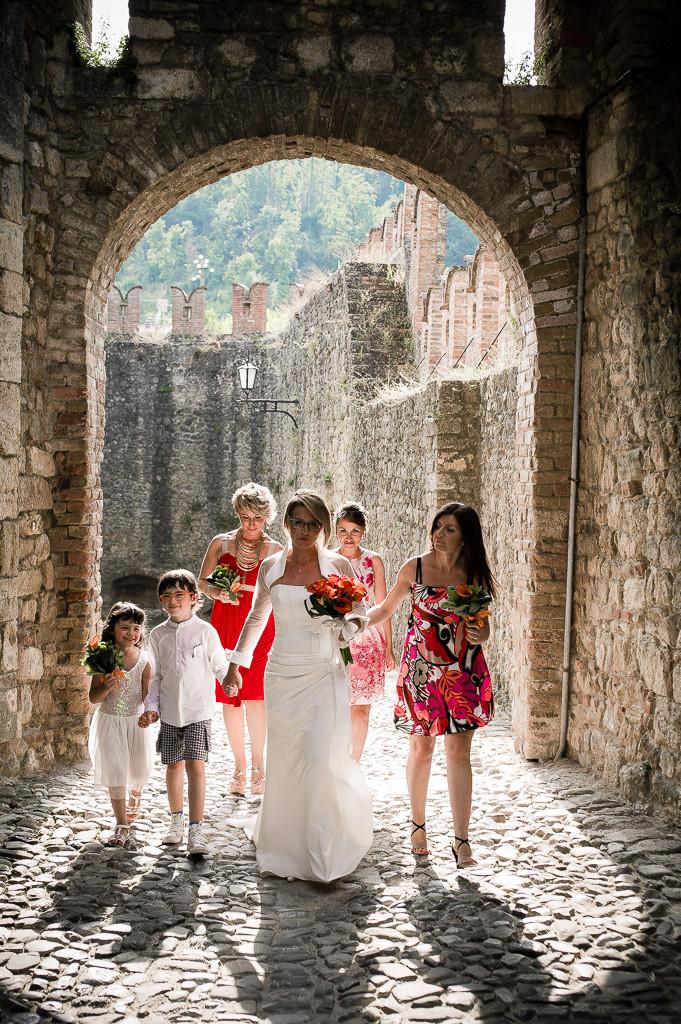 Castello di Vigoleno  Foto Manganelli