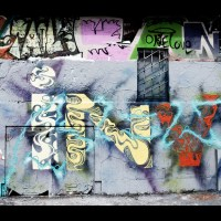Graffiti Kunst at the Schlachthof