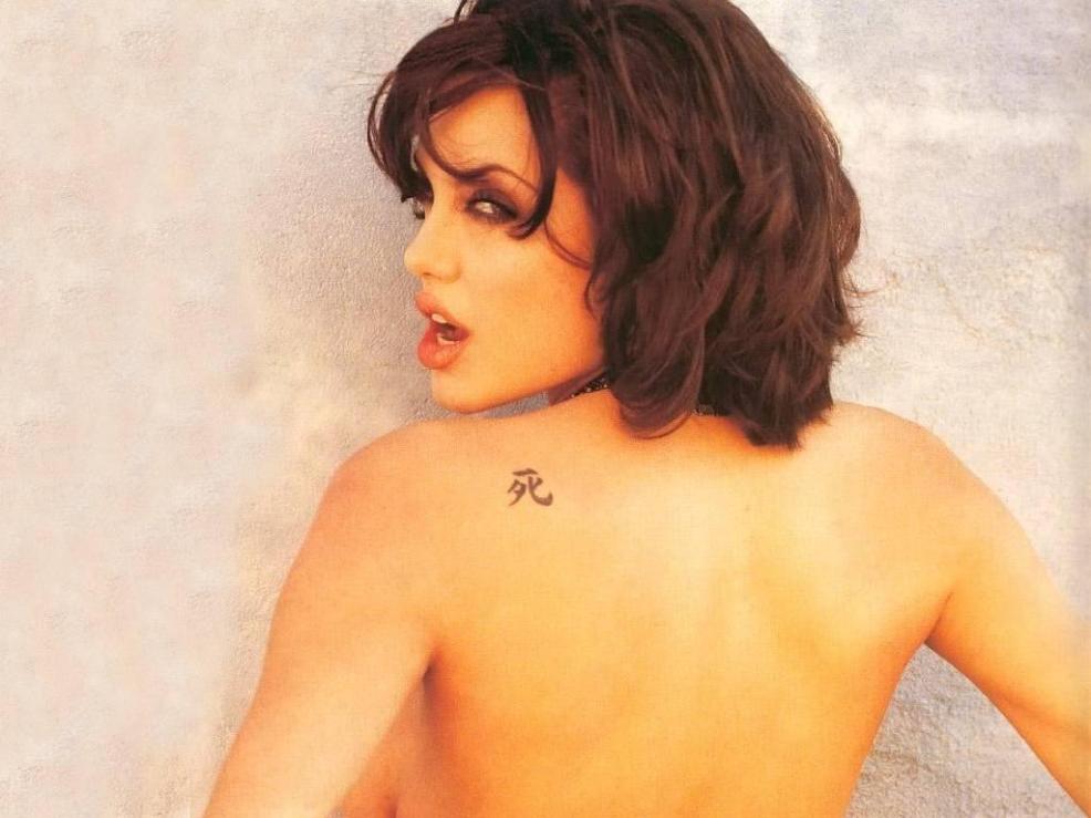 анджелина джоли Angelina Jolie Wallpapers скачать фото обои для