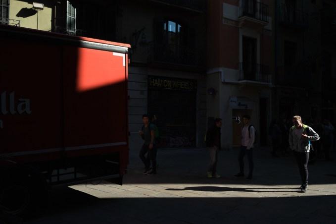Barcelona. 2016