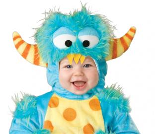 Fotomontajes Infantiles de Disfraces para Bebés
