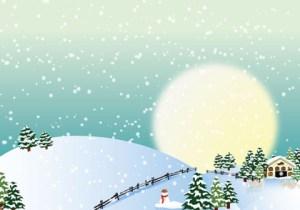 Fondos de Navidad Infantil