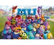 Wallpapers Monsters University,