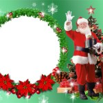 Fotomontajes Papá Noel