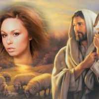 Fotomontajes de Jesús para Pascuas