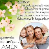 Fotomontajes cristianos con frases lindas
