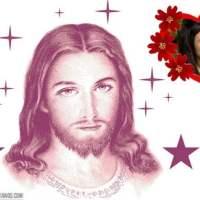 Fotomontajes para poner tu foto junto a Jesús