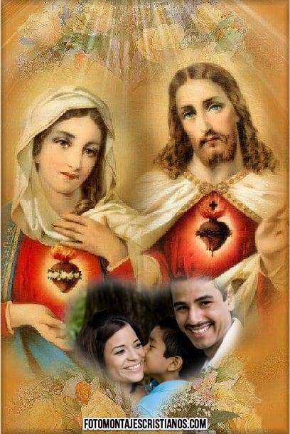 fotomontjes cristianos