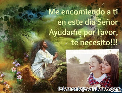 fotomontajes de jesus