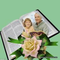 3 Modelos de fotomontajes con la Biblia