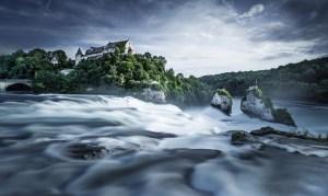 Fotografie Kurs am Rheinfall