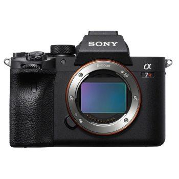 Sony Alpha a7R Mark IV Body front