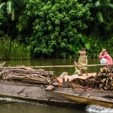 El río Mekong, en su paso por Laos.