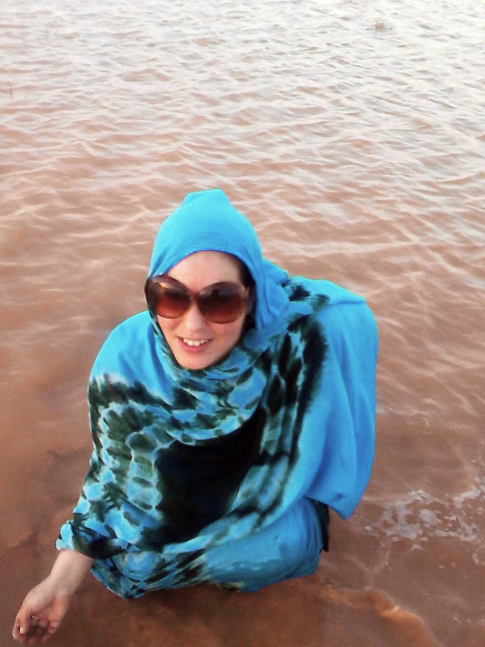 najwa playa saharaui