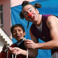 Entrevista a Álvaro Neil, el biciclown