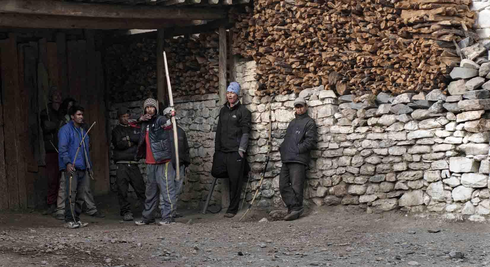viaje fotográfico nepal oculto
