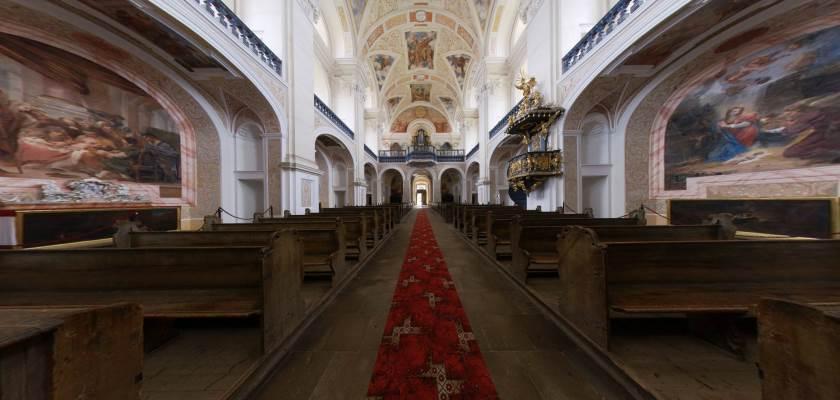 Kościół p.w Św. Józefa w Krzeszowie