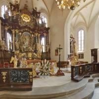 Sanktuarium Maryjne, Bazylika Mniejsza w Bolesławcu
