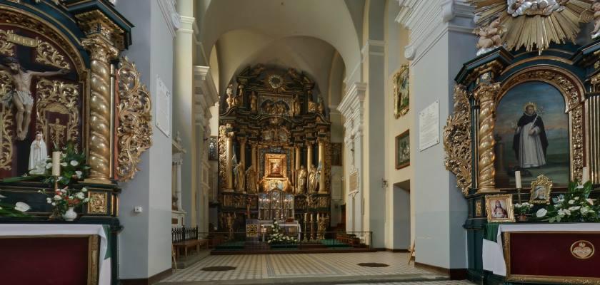 Kościół Wniebowzięcia Matki Bożej w Tarnobrzegu