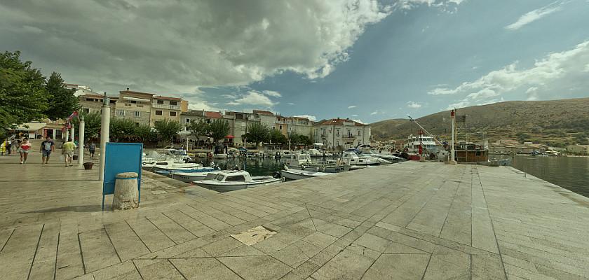 Wyspa Pag (Chorwacja) - spacer wirtualny