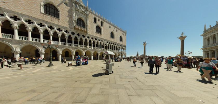 Wenecja (Venezia), Piazzetta San Marco, Włochy
