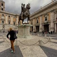 Wzgórze Kapitol w Rzymie / Campidoglio, Roma
